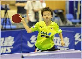 小塩遥菜 妹 卓球選手