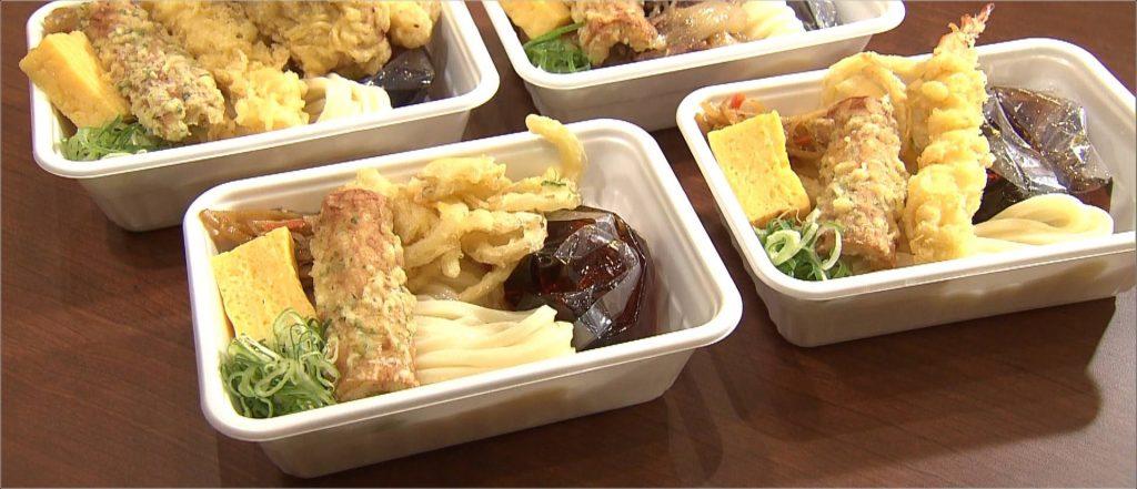 うどん弁当 丸亀製麺 値段 種類