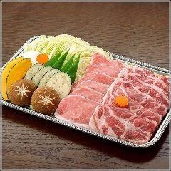 埼玉 豚肉のテーマパーク メニュー